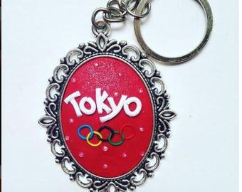 Personalized Key Chain Pendant