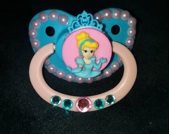 ABDL Large Cinderella Pacifier!