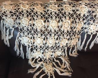 Hand made shawl