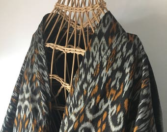 Batik Batwing Jacket