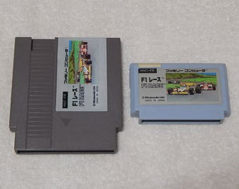 F1 Race | NES | Famicom Conversion | Nintendo