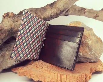 Wallet - Leather - Handmade