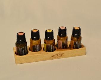 Essential oils display (5B)