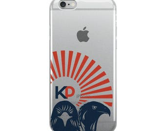 The KP Three Red - iPhone Case