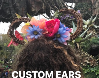Design your own Minnie ears!!