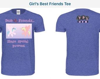Girl's Best Friends Tee