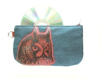 Owl Face Phone Case