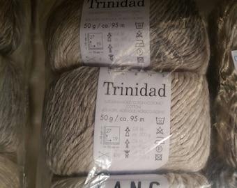 Trinidad Cotton/Acrylic Blend 20 Skeins