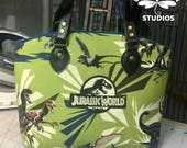 Jurassic World Handbag (Swoon Lola)