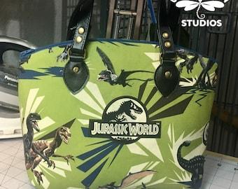 Jurassic World Handbag (Swoon Lola)