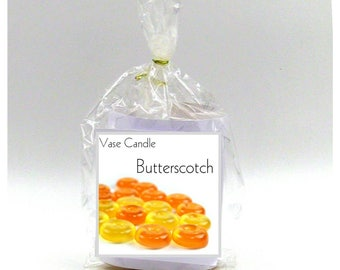 Butterscotch Candle Refill for Vase Candle