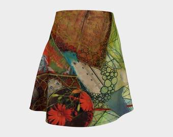 Reverie Flare Skirt