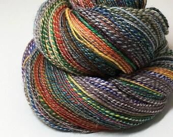 Handspun Yarn - Afterthought - 400 Yards