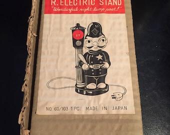 R. Electric Stand Wonderful night lamp post