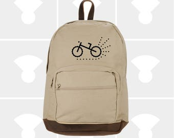 Laptop Backpack - Variety of Bike, Skateboard & SUP Graphics