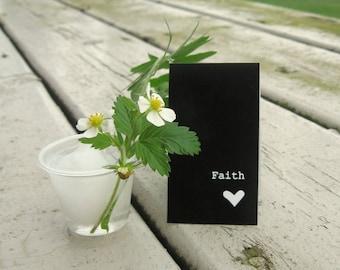 Faith Magnetic Bookmark