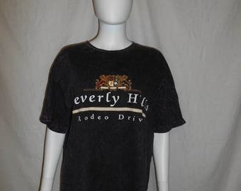 SALE 25% off SALE 90s Beverly Hills Rodeo Drive t shirt