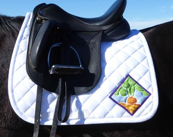 Be Your Best With This Dressage Saddlepad from The 24 Carrot Collection CD-70