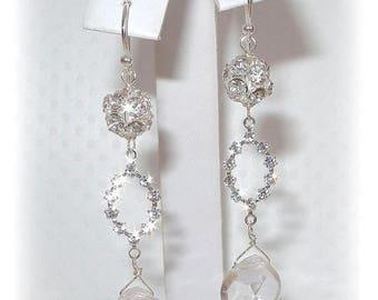 15% OFF J Adore Earrings in Silver