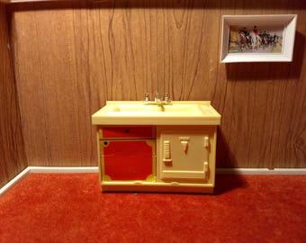 """Irwin Interior Decorator Kitchen Sink 3/4"""" Scale"""