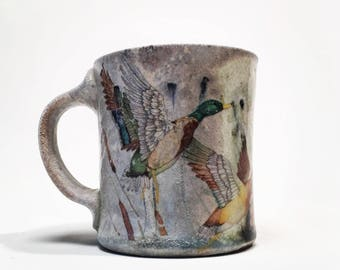 wood fired mug collaboration with Keith Hershberger and Justin Rothshank