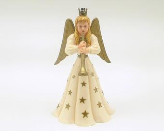 Vintage Christmas Decoration Angel Germany