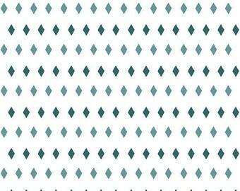 EXTRA20 20% OFF Penny Rose Fabrics Five & Dime - Diamonds Blue