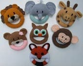 Crochet Pattern, Amigurami, Baby Toys, Animal Toys, PDF Download