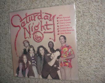Saturday night live lp record SEALED