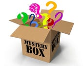 Mystery Box - Grab Bag - 5 Mystery Cowls, Infinity Scarfs, Circle Scarf, Mobius Scarf, Scarf