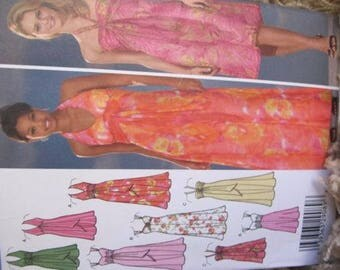 New/Uncut - 2005 Simplicity Design Your Own Pattern 4577 - Size DD