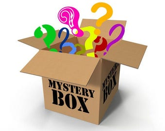 Mystery Box - Grab Bag - 5 Mystery Cowls, Infinity Scarfs, Circle Scarf, Mobius Scarf, Scarf