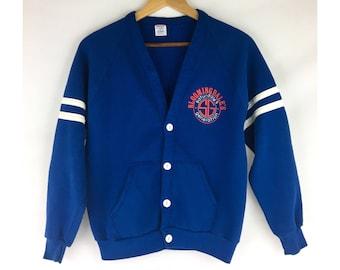 Vtg 70's Bloomingdale's Saturdays Generation Sweatshirt Sportswear S M