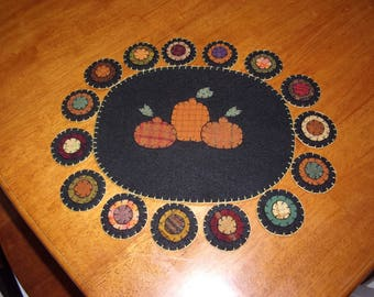 Pre Cut Penny Rug Kit To Make For Spring
