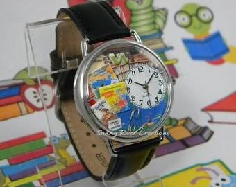Children's Librarian Watch