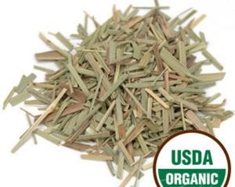 Lemongrass Cut Organic 1 oz