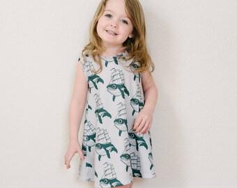 Kids Whaleboat Dress