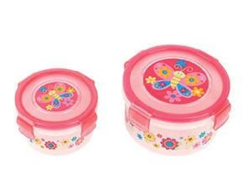 Stephen Joseph Butterfly Snack Containers