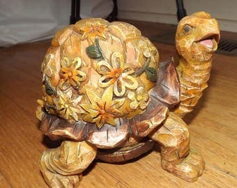 1970s History's Cutest Turtle - charity for animals