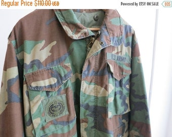 40% OFF This We'll Defend Vintage Camo Jacket