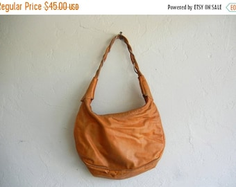 40% OFF Vintage Burnt Orange Leather Purse