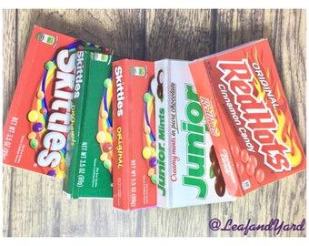 Little Fat Candy Box Notebook