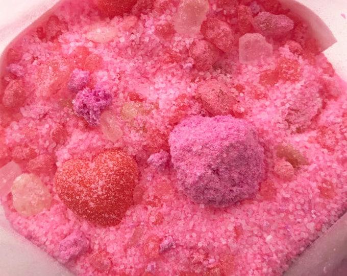 WHOLESALE CUSTOM BuBBle Salt, Bath Salts, Bomb Dust, Bath Tea...Two Wild Hares **Please Read Desciption**