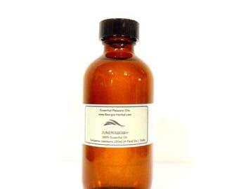 Juniperberry Essential Oil   100% Essential Oil    U Pick Size   Juniperus communis, India
