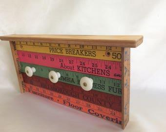 Ruler Jewelry Rack