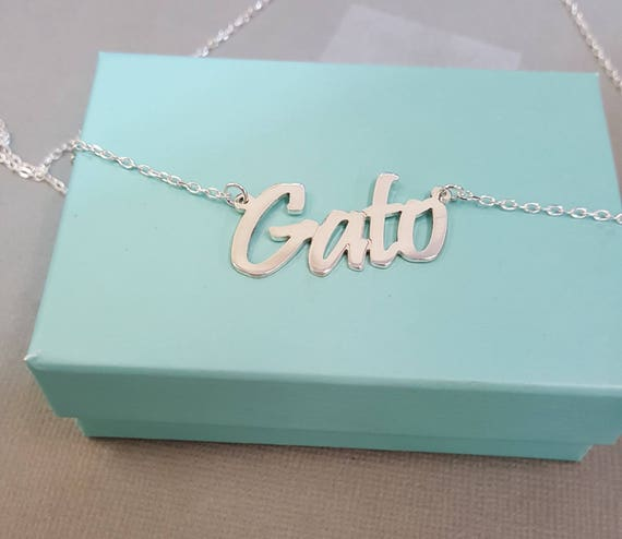 Name Necklace Personalized Jewelry amp Necklaces goloveu