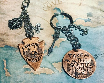 Custom Key chains for all occasions, Fathers Day, Mothers Day, Birthday, Graduation, Husband, Wife, Bridesmaid gifts, Groomsmen gift