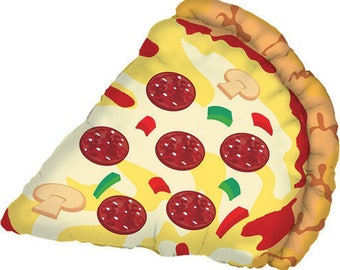 Pizza Balloon, Pizza Party, Have a Supreme Birthday, Pizza Lover, Pizza, Pizza Theme, Pizza Decorations, Pizza Shapes, Pizza Props,