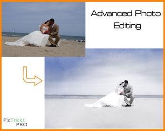 Advanced Photo Editing [ Photoshop / Photo Enhance / Professional Photo Retouching ]