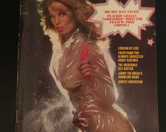 Playboy Magazine - July 1975